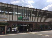 国立駅 北口 JR東日本 中央線